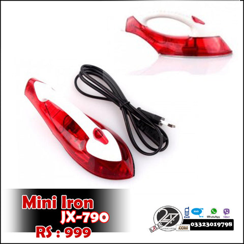 Mini Travelling Iron