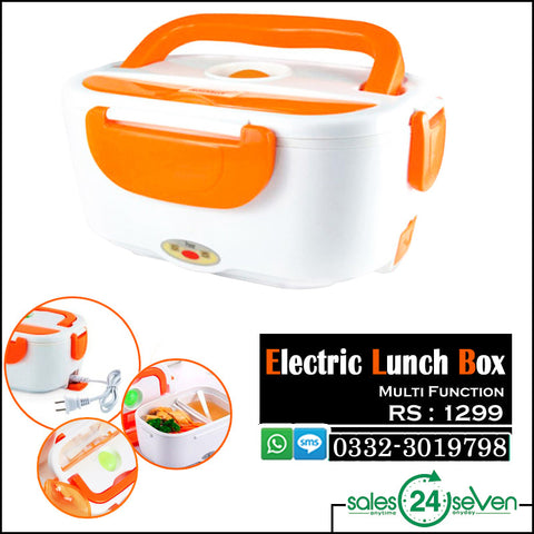 Multi Function Lunch Box