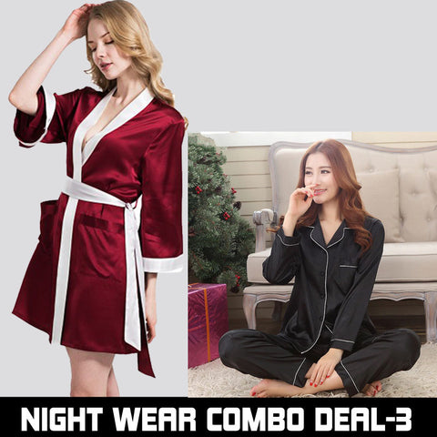 Nightwear Combo Deal 3