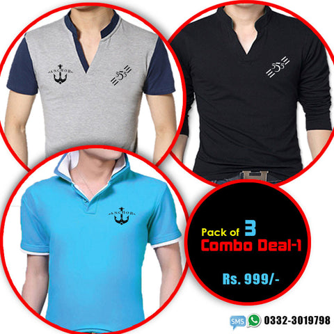 Pack of 3 Combo Deal-1
