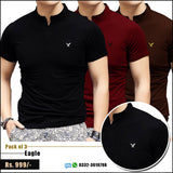 Pack of 3 Eagle T-Shirts