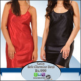 Silk Belt Chemise Deal