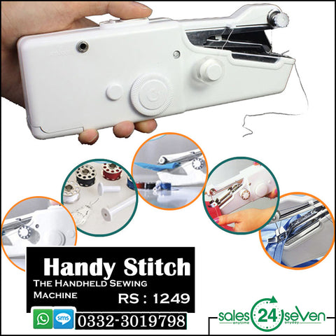 Handy Stitch-The Hand Held Sewing Machine