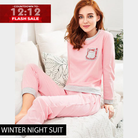 12-12 SALE: Winter Night Suit