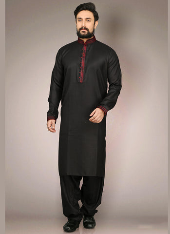Stylish Kurta Shalwar (Design-1)