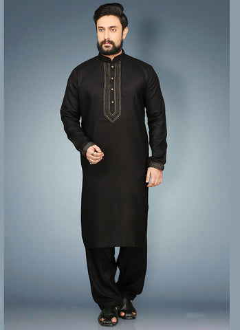 Stylish Kurta Shalwar (Design-2)