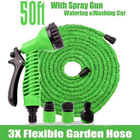 Magic Hose 50ft with 7 spray fuction