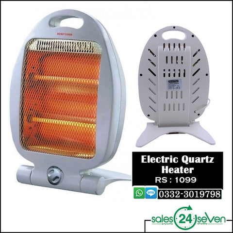 Rebelz Super Quartz Electric Heater