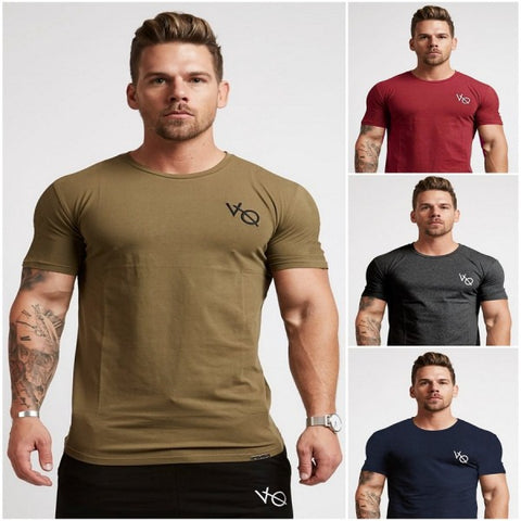 Pack of 4 V/O Style Half Sleeves T-shirts