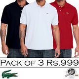 Buy 2 Get 1 Free Lacoste.. Limited time offer
