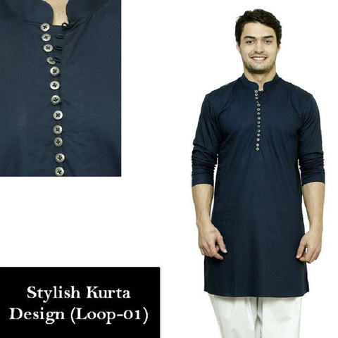 Stylish Kurta Design (LOOP-001)
