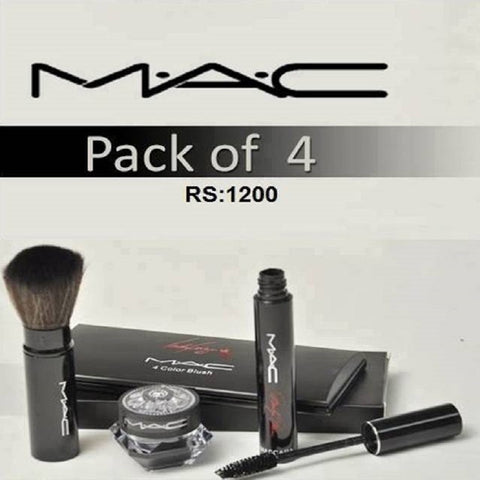 Pack of 4 M.A.C Products