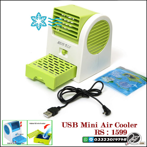 Mini Air Cooler.