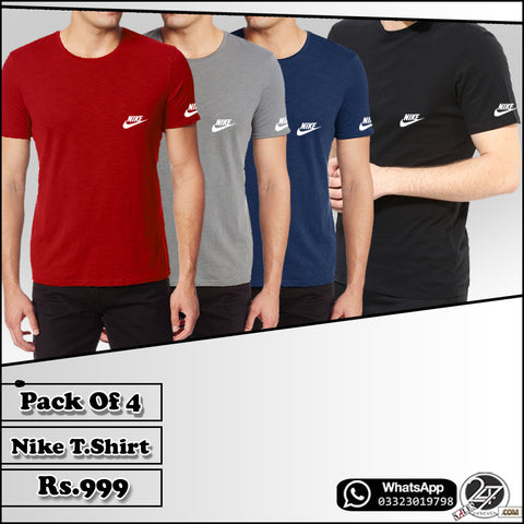Pack of 4 NIKE T-Shirts