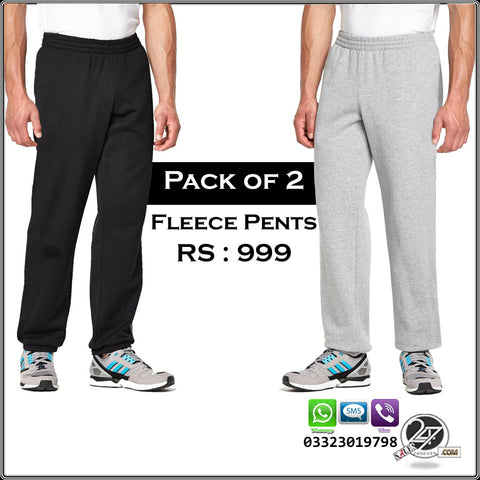 Pack of 2 sweat pants