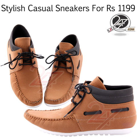 Stylish Casual Sneakers