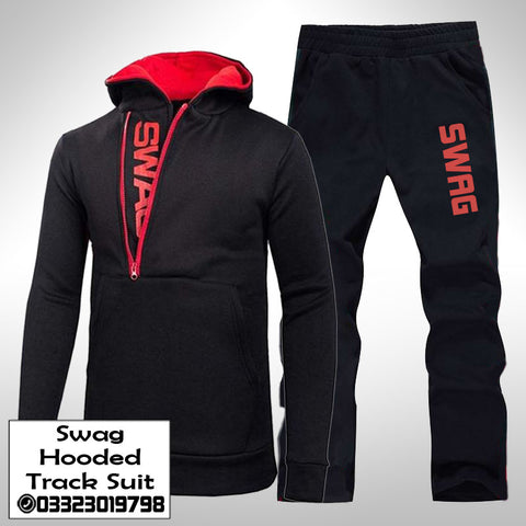 Swag Hooded Track Suit