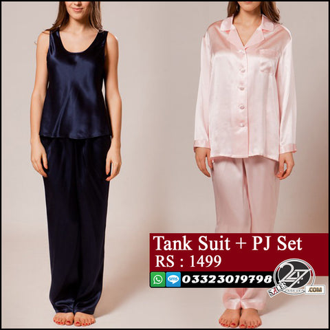 Tank Suit + Pj Set