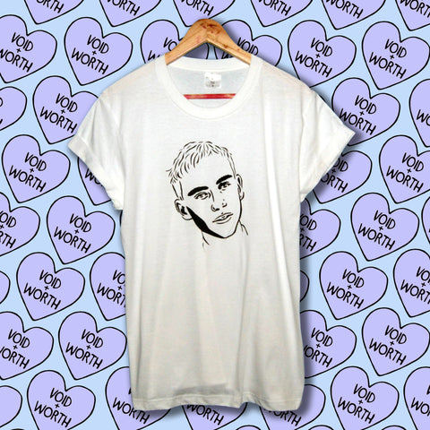 'OLLY' Void and Worth Pop Huns T-Shirt