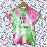 Tie-Dyed 'Laganja Yas Gawd' Void and Worth Queens T-Shirt