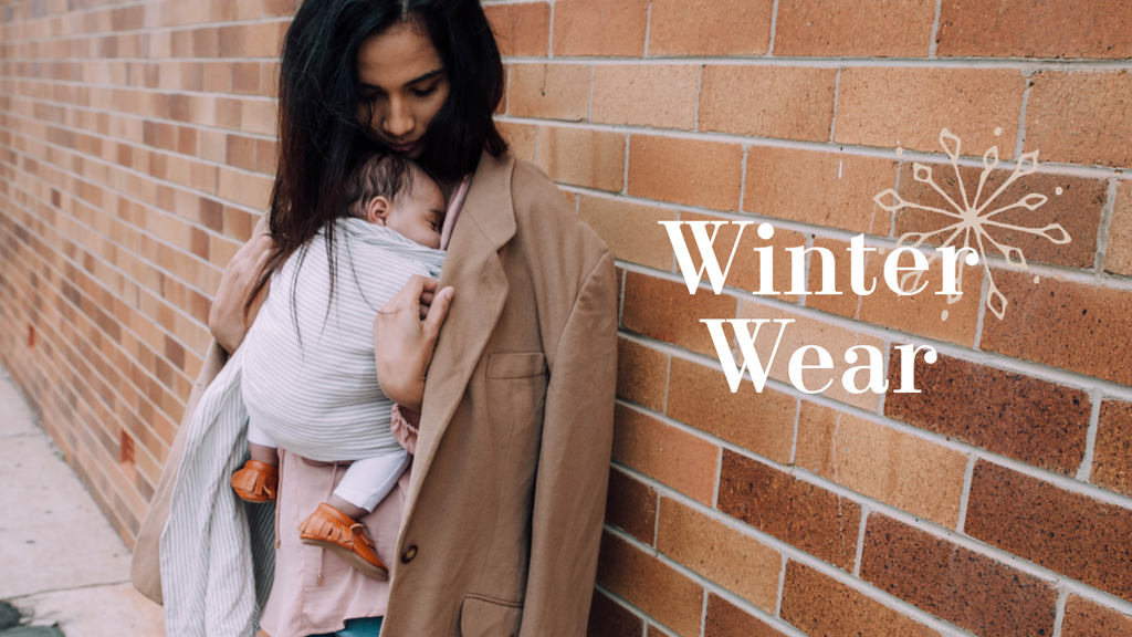 Chekoh Baby Carrier - Winter babywearing tips for your newborn and your baby