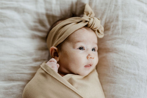 Baby Navy wearing the Chekoh Pocket - Captured by Ingrid Coles Photography