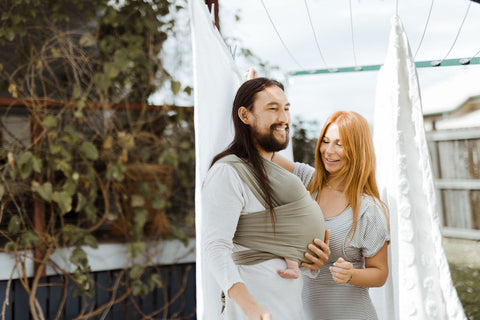 Brad and Chelsea captured by Brisbane photographer Ingrid Coles