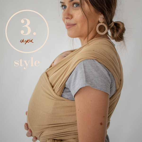 Best baby wrap carrier chekoh stretchy wrap australian rated safe