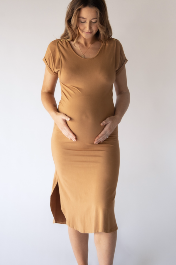 Ochre Journey Dress