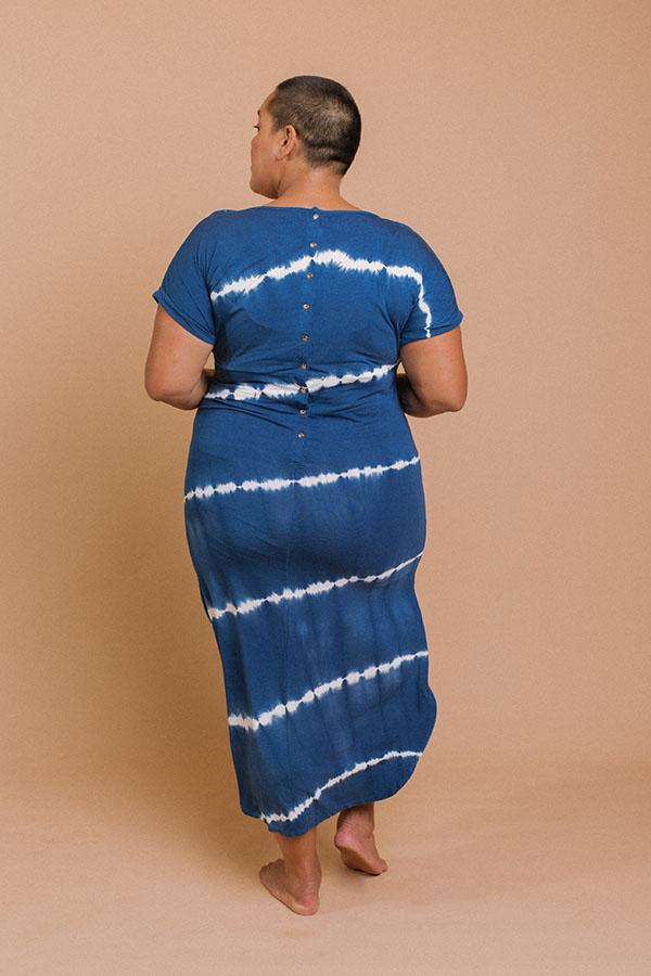 Apparel - Indigo Journey Dress