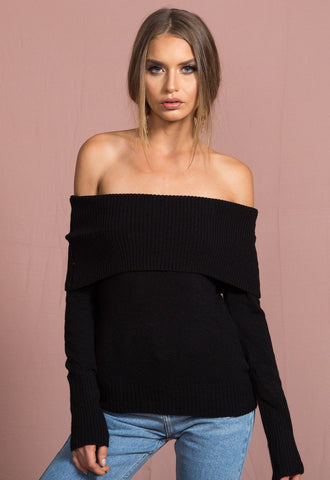 Kendall Top Black
