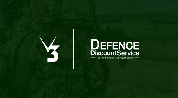 V3 Apparel partners with the Defence Discount Service to support British veterans and the armed forces community