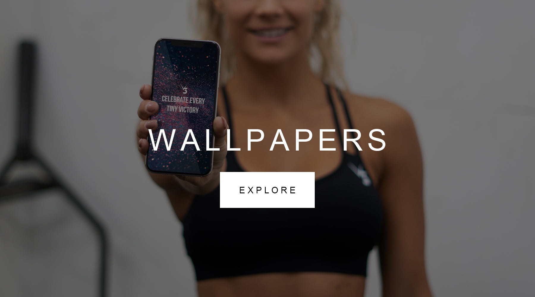 Free HD motivational Iphone fitness wallpapers, life and workout quotes and free gym phone screensavers
