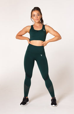 Elevate Seamless Set - Emerald