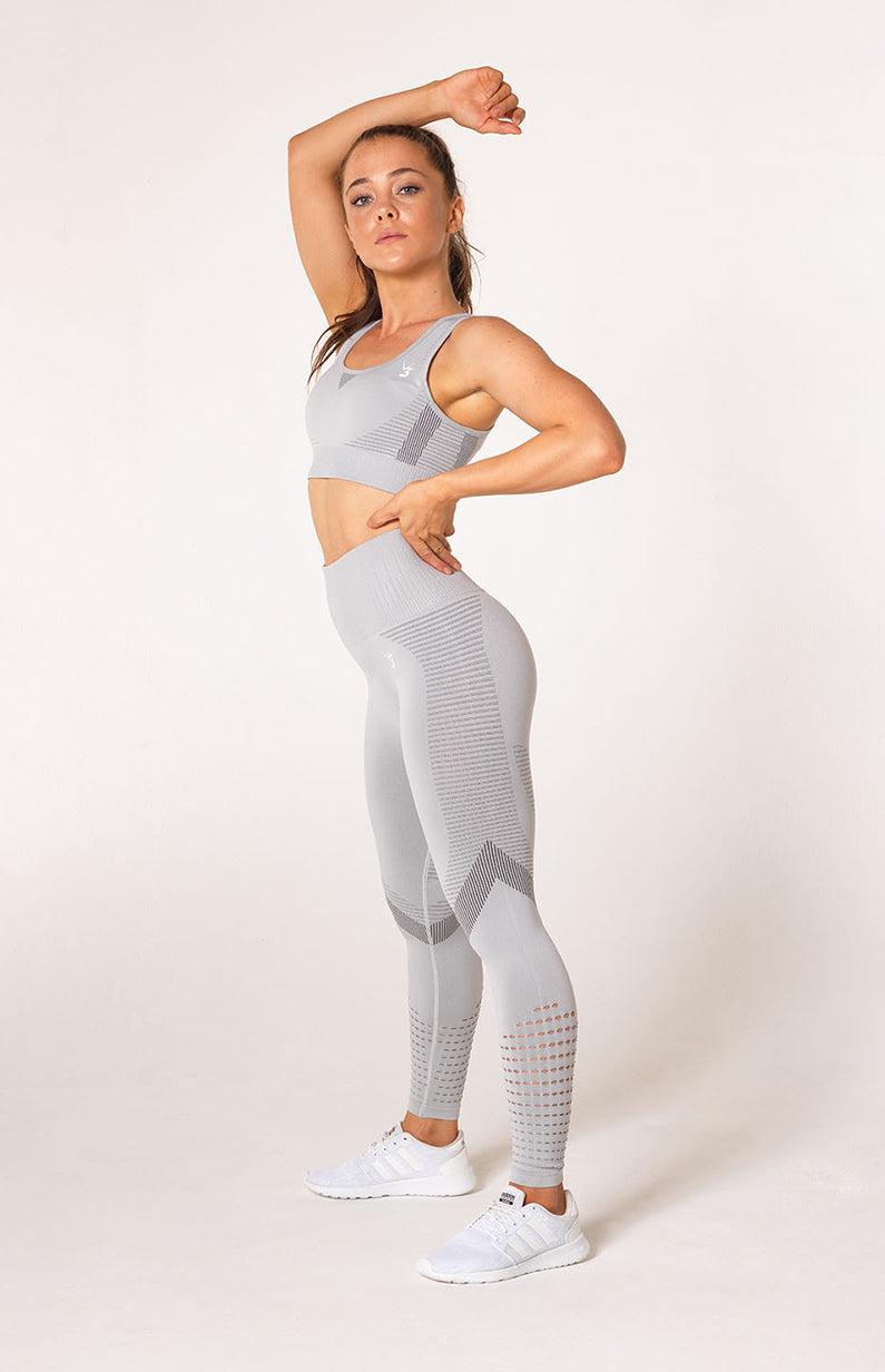 Elevate Seamless Set - Grey