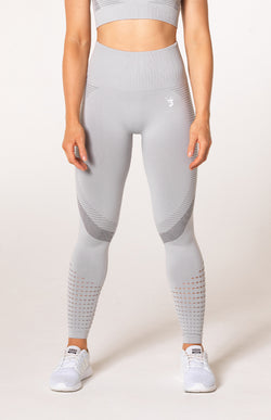 Elevate Seamless Leggings - Grey