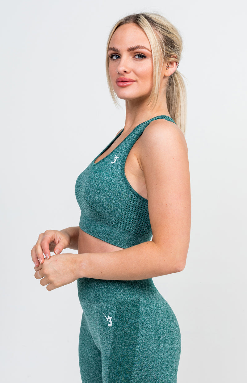 Uplift Seamless Set - Emerald Marl