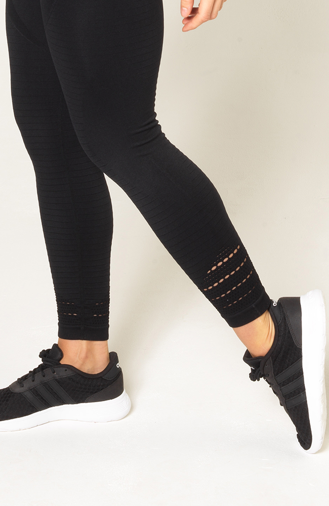 Contour Seamless Leggings - Black