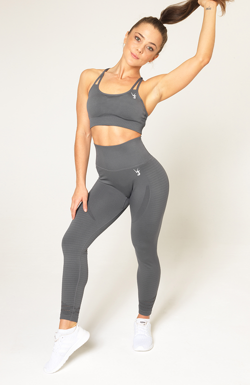 Contour Seamless Set - Grey