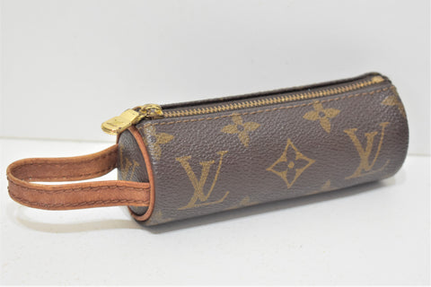 Louis Vuitton, Trousse 3 balles de golf, en toile monogram