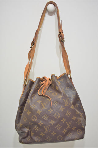 Louis Vuitton, Sac NOE PM en toile monogram