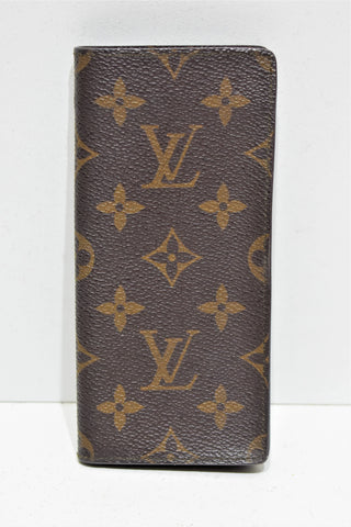 Louis Vuitton, Etui à lunette en toile monogram