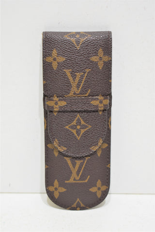 Louis Vuitton, Etui à stylos en toile monogram