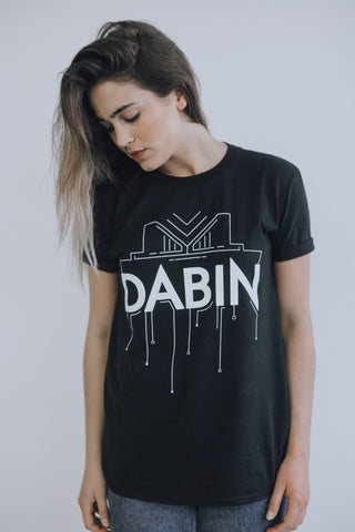 DABIN - Front Logo Tee