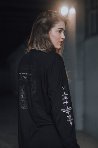 BTSM - Church Gang Long Sleeve Tee