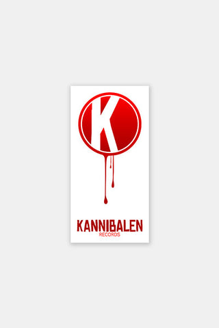 KANNIBALEN RECORDS - Stickers Pack
