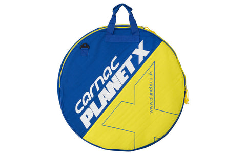 Planet X Padded Double Wheelbag