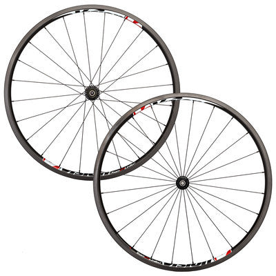 Vision Carbon Tubular Road Bike Team Wheelset - 24mm -  Shimano 9-10-11spd