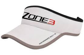 Zone 3 Race Day Run Visor
