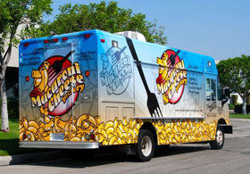 Mac and Cheese Truck